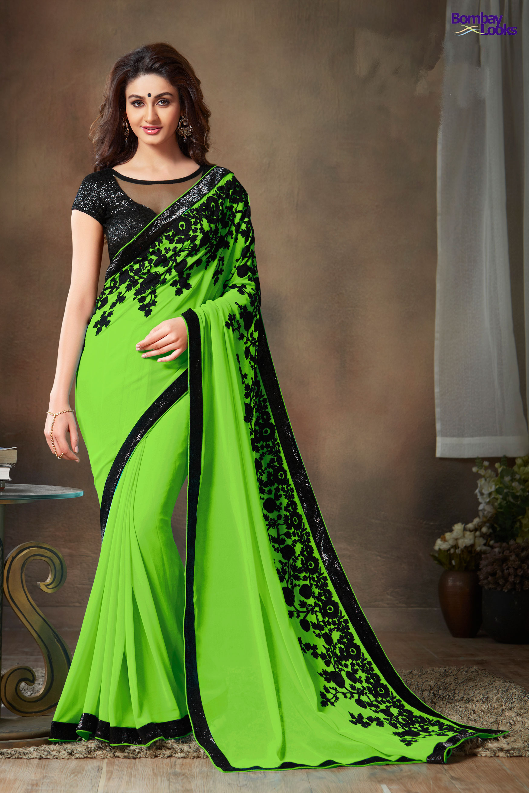Sarees stylish advise to wear for spring in 2019