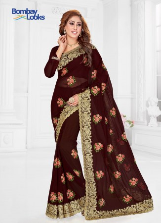 0f2888b0d7a212 Indian Sarees | Designer, Silk & Wedding Sarees | Bombay Looks UK