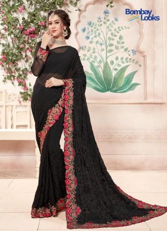 d3c6d727bd Indian Sarees | Designer, Silk & Wedding Sarees | Bombay Looks UK